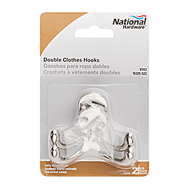 PackagingImage for Double Clothes Hook