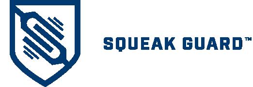 Icon representing squeak guard