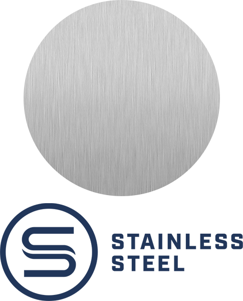 Stainless Steel Swatch Example